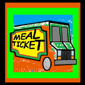 MEAL TICKET APP icon