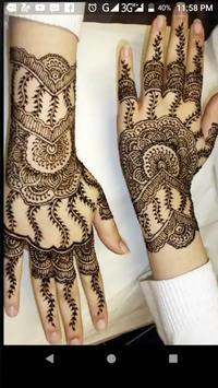 মেহেদী ডিজাইন - mehndi designs screenshot 2