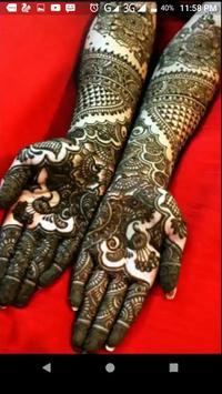 মেহেদী ডিজাইন - mehndi designs screenshot 6