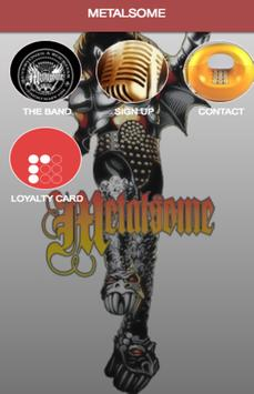 METALSOME poster