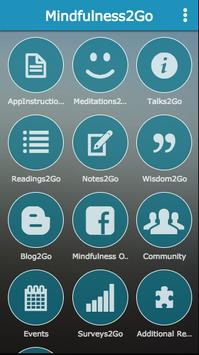 Mindfulness2Go apk screenshot