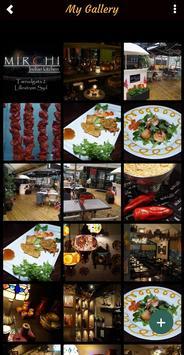 Mirchi Indian Kitchen screenshot 5