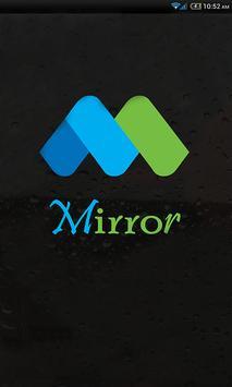 MirrorApp poster