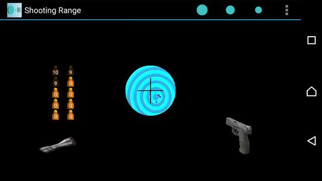Shooting Range apk screenshot