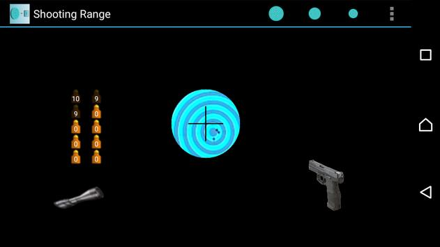 Shooting Range screenshot 1