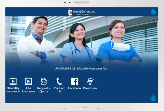 UMRS/UDRS Guaranteed Issue apk screenshot