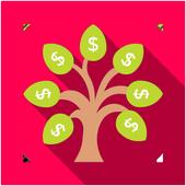 Earn Money Plant icon
