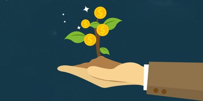 Earn Money Plant poster