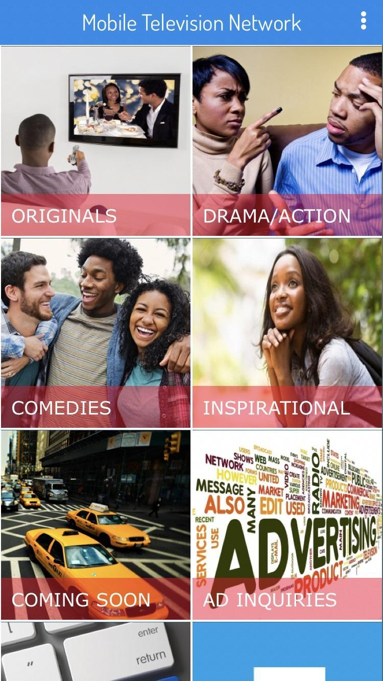 MTN: MOBILE TELEVISION NETWORK for Android - APK Download