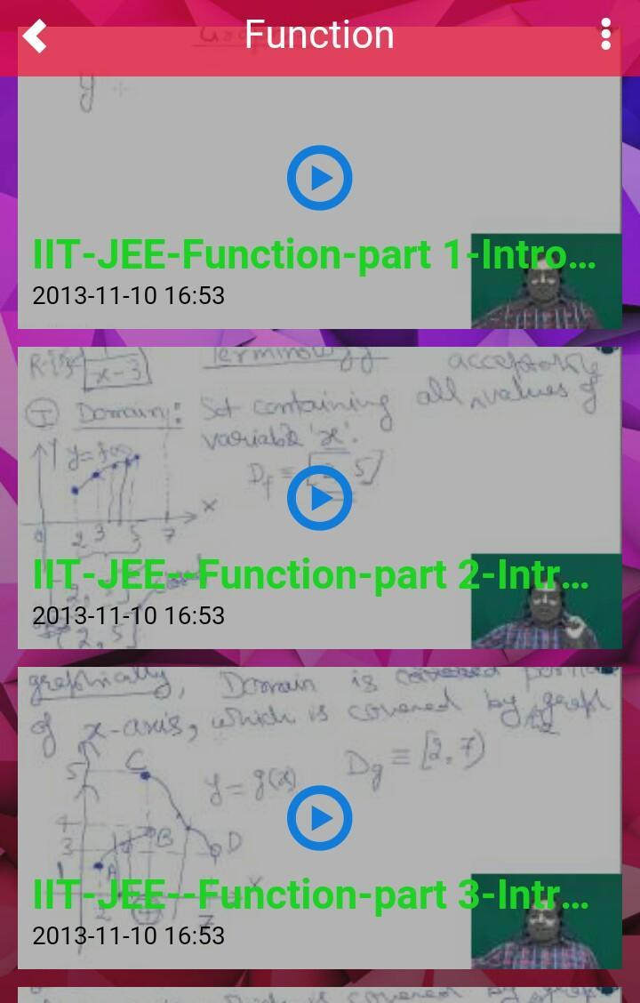 Mohit Tyagi IIT JEE Maths for Android - APK Download