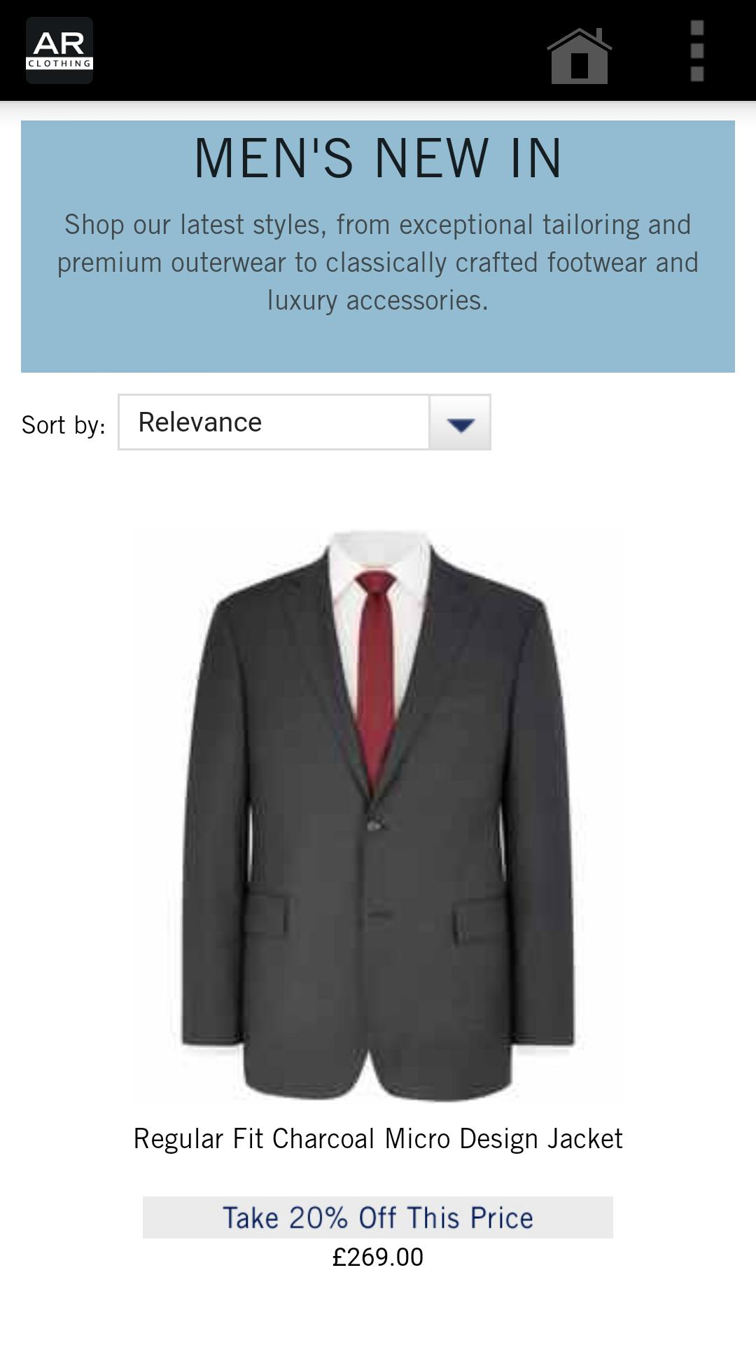 Deals For Austin Reed Clothing For Android Apk Download