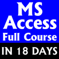 Learn MS Access Full Course - Tutorial