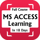 MS Access Learning icon