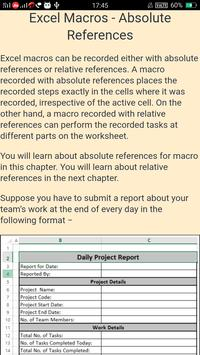 Learn MS Excel Macro - Complete Course screenshot 3