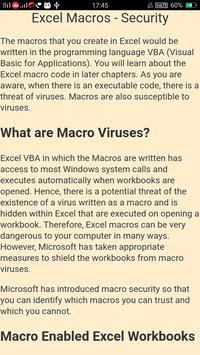 Learn MS Excel Macro - Complete Course screenshot 2