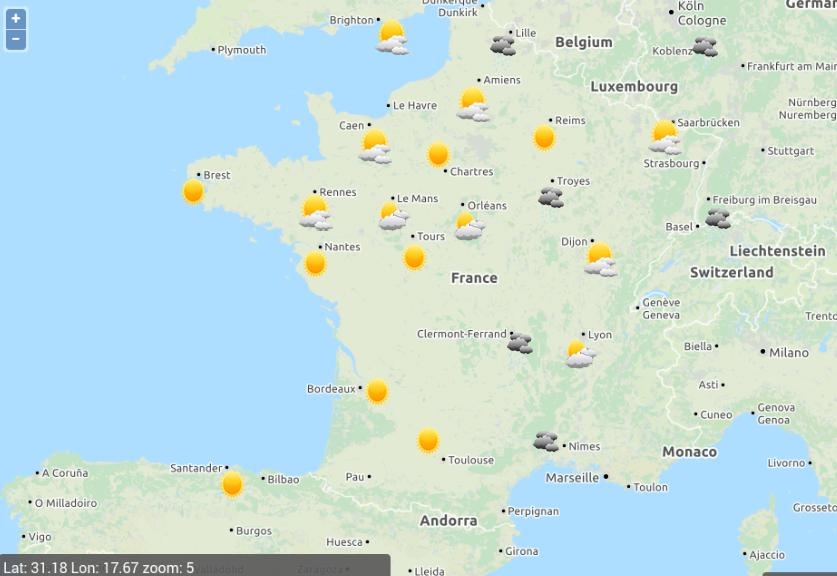Météo France 2017 For Android Apk Download