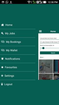 Mudah Service apk screenshot
