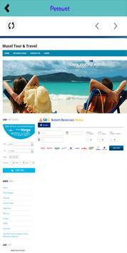 Musel Tour and Travel screenshot 1
