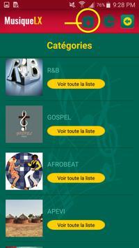 MusiqueLX screenshot 4