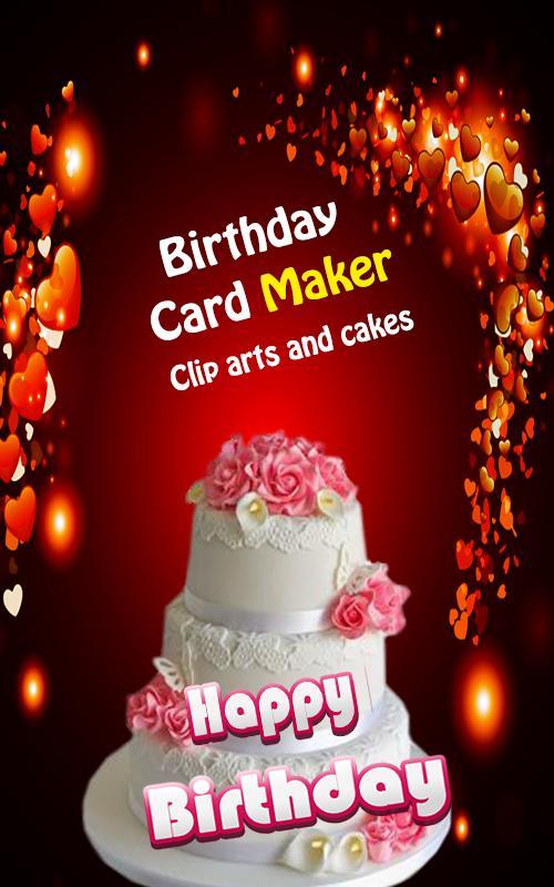 Happy Birthday Card Maker Screenshot 4