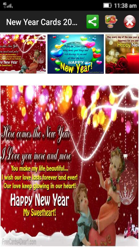 new year greetings 2019 screenshot 6