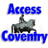 Access Coventry icon