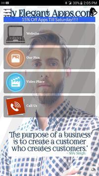 My Elegant Apps.com Developer poster