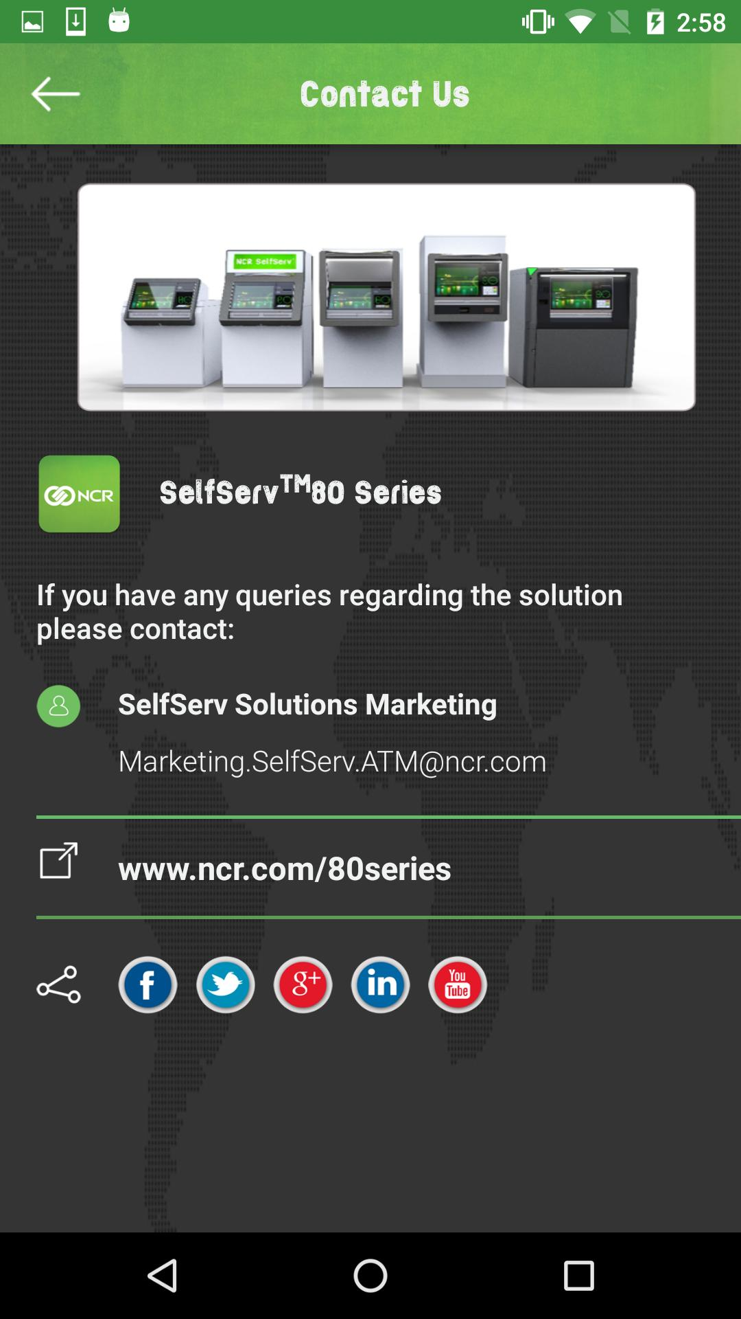 NCR SelfServ 80 Series for Android - APK Download