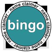 Nameclaimer - Bingo icon