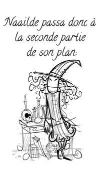 La sorcière Naailde.Conte Lite poster