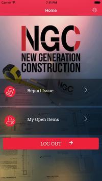 NGC Warranty screenshot 1