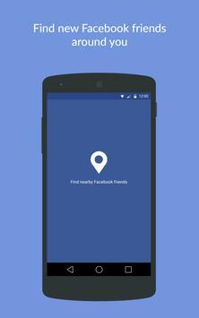 Nearby Friends for Facebook © screenshot 3