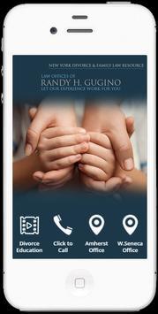 Randy Gugino NY Divorce poster