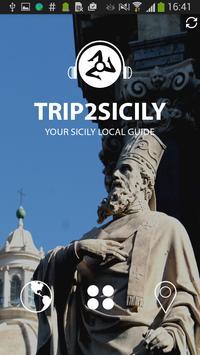Trip2Sicily poster
