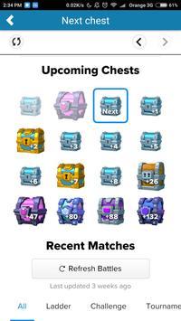 stats clash royale next Legendary chest apk screenshot