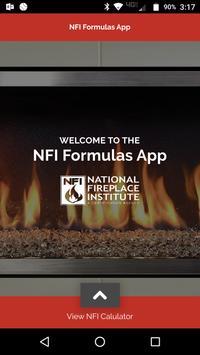 NFI App poster