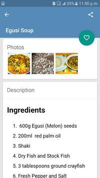 Top Nigerian Food Recipes screenshot 4