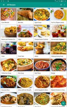 Top Nigerian Food Recipes screenshot 5