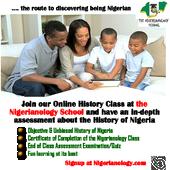 History of Nigeria (NIGERIANOLOGY) icon