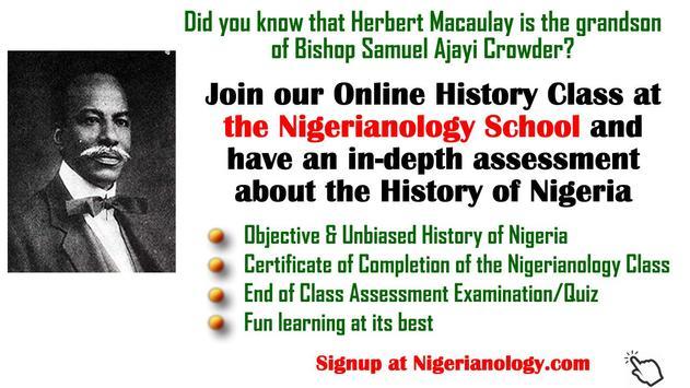 History of Nigeria (NIGERIANOLOGY) screenshot 2
