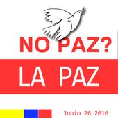 No Paz icon