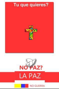 No Paz poster