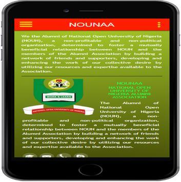 NOUNAA E-Learn App poster