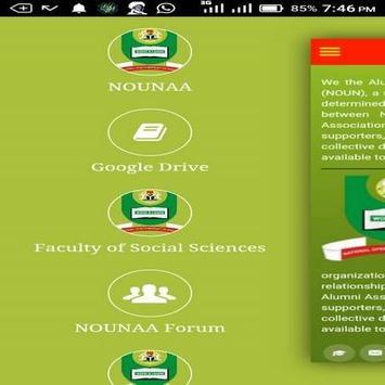 NOUNAA E-Learn App screenshot 8