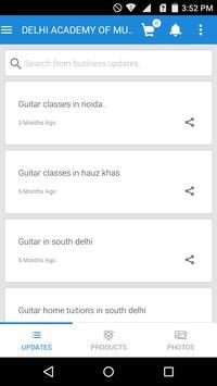 DELHI ACADEMY OF MUSIC apk screenshot