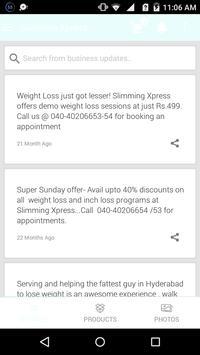 Slimming Xpress screenshot 1
