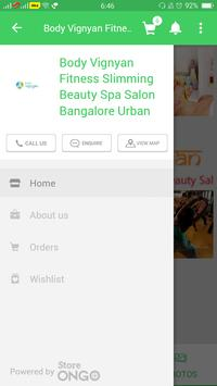 Body Vignyan Fitness Slimming Beauty Spa screenshot 1
