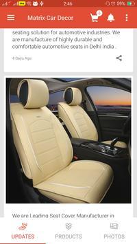 Matrix Car Decor screenshot 2