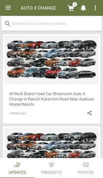 AUTO X CHANGE screenshot 2