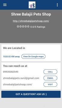 Shree Balajii Pets Shop screenshot 4